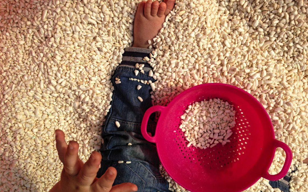 Lo sviluppo psicomotorio dalla nascita fino ai 18 mesi