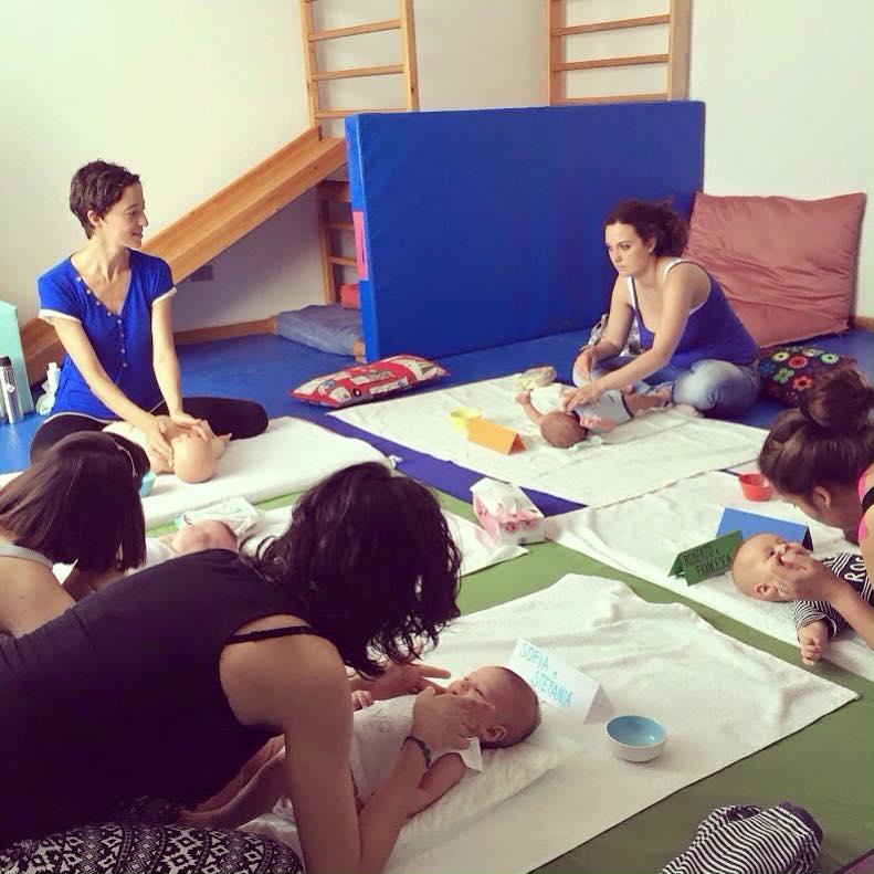 Corsi di Massaggio Infantile - Fino Mornasco, Como