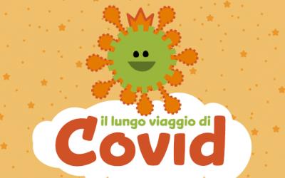 Il lungo Viaggio di Covid: il Coronavirus raccontato ai bambini